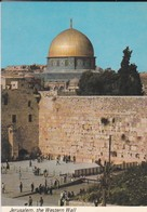 ISRAEL---JERUSALEM---the Western Wall--voir 2 Scans - Israel