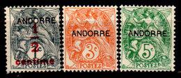 Andorra-070 - Emissione 1931 - Senza Difetti Occulti. - Andorra Francese