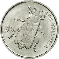 Monnaie, Slovénie, 50 Stotinov, 1993, SPL, Aluminium, KM:3 - Slovénie