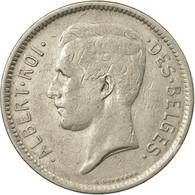 Monnaie, Belgique, 5 Francs, 5 Frank, 1931, TB+, Nickel, KM:97.1 - 1909-1934: Albert I