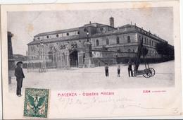 PIACENZA-OSPEDALE MILITARE - Piacenza