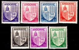Andorra-073 - Emissione 1944 - Senza Difetti Occulti. - Andorra Francese