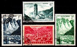 Andorra-074 - Emissione Dal 1948 - Senza Difetti Occulti. - Andorra Francese