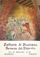 FATTORIA DI MOSCIANO TAVERNA DEL DIAVOLO SCANDICCI  (476) - Ristoranti