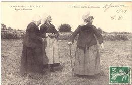 La Normandie Bonnes Vieilles Du Cotentin - Personen