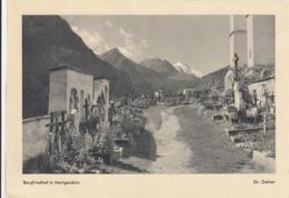 AK - Kärnten - Heiligenblut - Bergfriedhof - 1963 - Heiligenblut