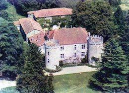 St FELIX De MAREUIL  Château De Mondevy - France