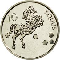 Monnaie, Slovénie, 10 Tolarjev, 2005, SPL, Copper-nickel, KM:41 - Slovénie