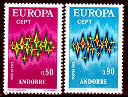 Andorra-077 - Emissione 1972 (++) MNH - Senza Difetti Occulti - - Andorra Francese