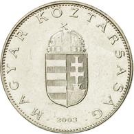 Monnaie, Hongrie, 10 Forint, 2003, Budapest, SUP, Copper-nickel, KM:695 - Hongrie