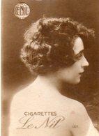 TABAC 1 : Cigarettes Le Nil Joseph Bardou & Fils ( Au Dos ) Portrait - Tabac (objets Liés)