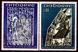 Andorra-078 - Emissione 1972 (++) MNH - Senza Difetti Occulti - - Andorra Francese