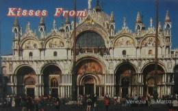 NUOVA - (Mint)- 1763--TELECOM ITALIA- .KISSES FROM VENEZIA -IV SERIE - Italia