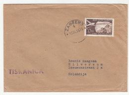 Yugoslavia, Letter Cover Travelled 1956 B181020 - 1945-1992 Socialist Federal Republic Of Yugoslavia
