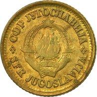 Monnaie, Yougoslavie, 5 Para, 1978, TB+, Laiton, KM:43 - Yougoslavie