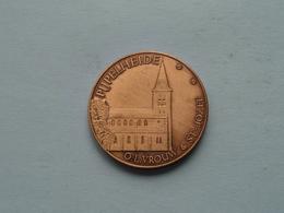 PIJPELHEIDE / O.L.Vrouw & St. Jozef ( 100 Pijpelingen ) 1981 ( Bronskleur - Details, Zie Foto ) - Tokens Of Communes