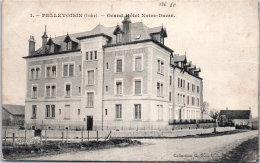 36 PELLEVOISIN - Le Grand Hotel Notre Dame - France