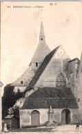 36 REUILLY - L'église, Vue D'ensemble Au Chevet - France
