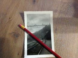 Airolo La Gare Avec Train - Cartes Postales