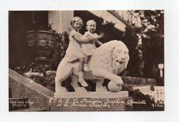 - CPA La Princesse Joséphine Charlotte Et Le Prince Baudoin - Edition G. Cailliau 200 - - Familles Royales