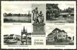 Hanau - Gruß Aus 1957 - Hanau