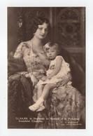 - CPA La Duchesse De Brabant Et La Princesse Joséphine Charlotte - Edition G. Cailliau 182 - - Familles Royales