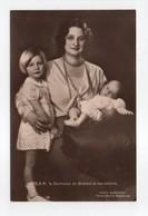 - CPA S.A.R. La Duchesse De Brabant Et Ses Enfants - Edition G. Cailliau 193 - - Familles Royales