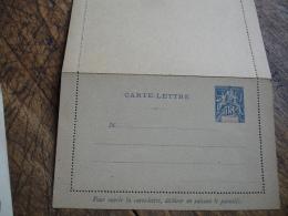 Congo Francais Entier Postal Alphee Dubois 15 C - Französisch-Kongo (1891-1960)