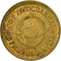 Monnaie, Yougoslavie, 5 Para, 1976, TB+, Laiton, KM:43 - Yougoslavie