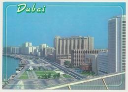 AK  View Of Dubai 1993 - United Arab Emirates