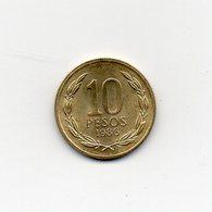 Cile - 1986 - 10 Pesos - Vedi Foto - (MW1671) - Cile