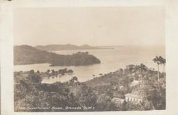Antilles : GRENADA : From Government House ( Carte Photo ) - Grenada
