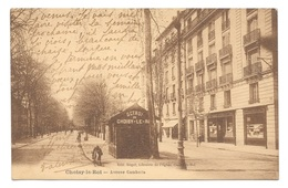 (21929-94) Choisy Le Roi - Avenue Gambetta - Choisy Le Roi
