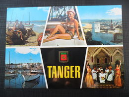 Marruecos. Tanger. *Playa - Tanger
