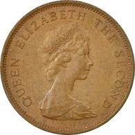Monnaie, Jersey, Elizabeth II, 2 New Pence, 1980, TB+, Bronze, KM:31 - Jersey