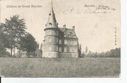 MARCHIN   CHATEAU DU GRAND MARCHIN - Marchin