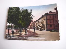 Asti - Nizza Monferrato Piazza Garibaldi E Ristorante Pio Corsi - Asti