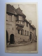 FRANCE - BAS-RHIN - SCHERWILLER - Restaurant De La Couronne - Altri Comuni