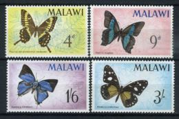 MALAWI (  POSTE ) : Y&T N°  37/40  TIMBRES  NEUFS  SANS  TRACE  DE  CHARNIERE . - Malawi (1964-...)