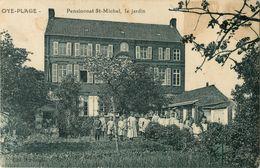 62 OYE PLAGE - PENSIONNAT ST MICHEL , LE JARDIN - Oye Plage