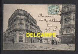 DD / 21 CÔTE D' OR / DIJON / PLACE DARCY / CIRCULÉE EN 1904 - Dijon