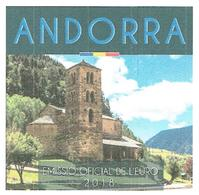 Andorre Set 8v 2018 - Andorre