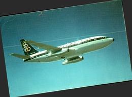 AVION , OLYMPIC AIRWAYS  , BOEING 737 - 200 - 1946-....: Moderne