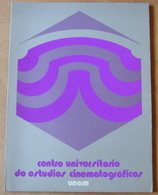Centro Universitario De Estudios Cinematograficos - Unam - 60 Pages 27 X 20 Cm - Revues & Journaux