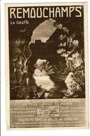 CPA - Carte Postale- BELGIQUE - Remouchamps - La Grotte -S2920 - Aywaille