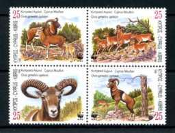 E23244)WWF, Zypern 914/7 VB** - W.W.F.