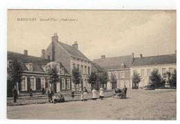 MESSINES  Grand'Place (Sud-Ouest) - Mesen