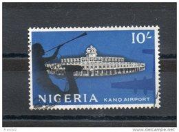 Nigeria. Kano Airport - Nigeria (1961-...)