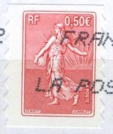 FRANCE 2003 / YT AA 36  SEMEUSE DE ROTY   OBL. - France