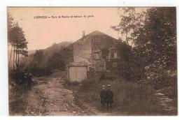 LIERNEUX - Bois De Houbis Et Maison Du Garde - Lierneux